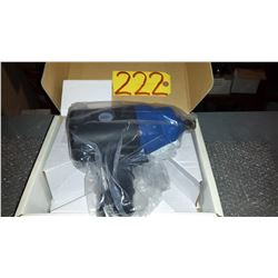 """Eagles Industries Composite Body Impact Wrench 3/4"""" with short Anvil model 2375EC"""