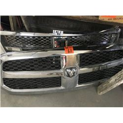 2 - Dodge Ram Front Bumpers (1 2016 Dodge 1500 and 1 - 2010)