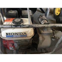 Honda electronic ignition GX120/4.0 gas generator