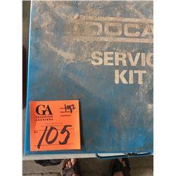Docap Frost plus asstd hand riveter w/pop rivets in case model RH200
