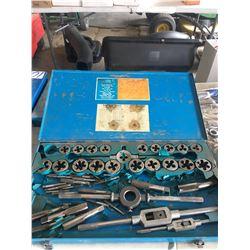 ITC Tungsten steel asst'd tap & die set (43)