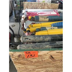 Approx 60 Used & Unused H.D. shock Absorbers (Gabriel, AT)