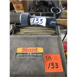 Steniel H.L. 2000P heat gun & stant ST255 cooling system pressure tester