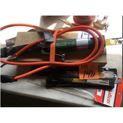 BTB H.D. air tool windshield blades w/11 blades SN#S4070