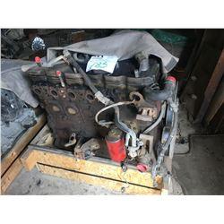 Engine for Cummins diesel - 24 valve (in shed)