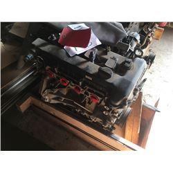 Engine 2007 Mazda III part #ENG66042A, SN#JM1BK32F071628733
