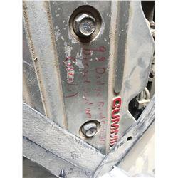 5.9 engine for 24 valve Cummins diesel (1999) TMU plus alternators & inserts