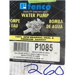 Fuel pumps, water pumps