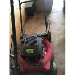 3 in 1 convertible lawn push mower (gas) model #114-426F522