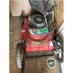"4.5 H.P. 22"" cut yard machine lawn mower SN#1K305K31062"