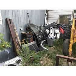 Large pile of misc. car & truck parts