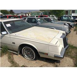3 Chrysler Imperial cars for restoration