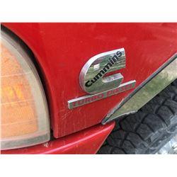 2004 Red Ram SLT 2500 Long box