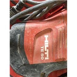 Hilti Hammer drill TE50-#11-0151481-DT-15