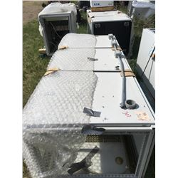 H.D. component cabinets for satellite & servers (not complete)