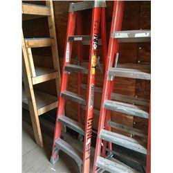 2 Louisville 6' ladders