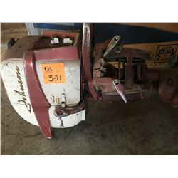 Antique Johnson Sea Horse 7.5 hp outboard boat motor
