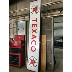Texaco sign in excellent condition 12ftx2ft
