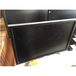 "2 Dell 22"" monitors #CN-0CU889-71618-7A8-DTXU on stand plus #CN-0CU889-71618-7CJ-0805"