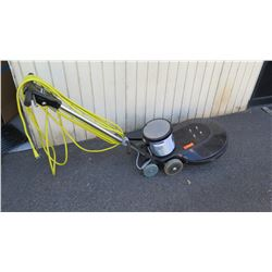 Clarke ZD41000 Floor Burnisher