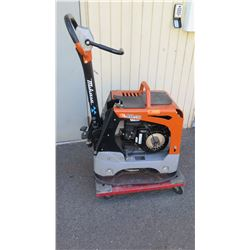 Multiquip Plate Compactor, Model MVH-208GH (missing cover)