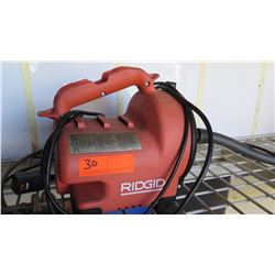 Ridgid K-30 Sink Drain-Cleaning Machine