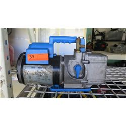 Robinair High Performance Vacuum Pump, Model 15600
