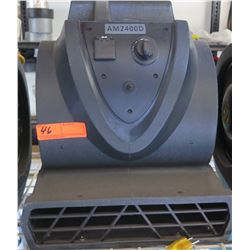 Nilfisk Carpet Fan / Air Mover, Model AM2400D