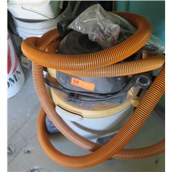Shop Vac with Hose