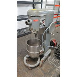 Hobart 40-Qt Mixer w/ Bowl, Model D340