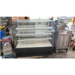 "True TCGD-50 Full-Service 50"" Bakery Case"