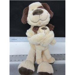 New Super soft Dog and puppy / 2 piece