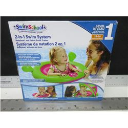 Swimschool 2 in 1 Swim System / 18-36mo.level 1