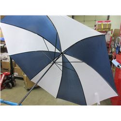 "New 30"" Golf Umbrella / opens to 48"" to protect well from rain / excellent"