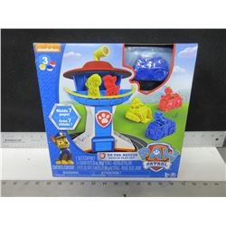 New Paw Patrol Play Dough Set / Molds 7 Pups