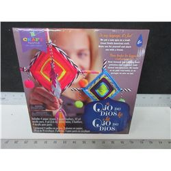 New Crafting OJO De Dios Kit / south american craft