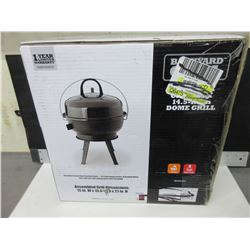 New Backyard Grill Charcoal BBQ / 8 Burgers / perfect for picnics and outings