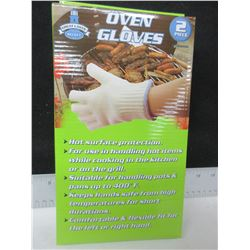 1 New Pair of Oven Gloves/OVE Glove a must have for BBQ or Camping