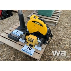 "DEWALT 14"" CUTOFF SAW"