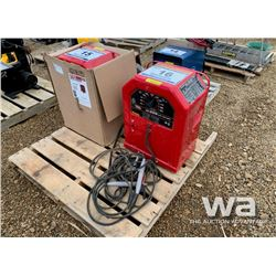 LINCOLN 225 AMP ELECTRIC WELDER