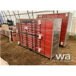 PREMIUM 35 DRAWER 85'' TOOL CHEST CABINET