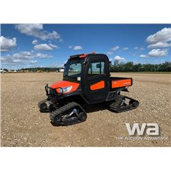 2019 KUBOTA RTV-X1100C UTILITY VEHICLE