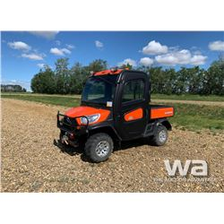 2018 KUBOTA RTV-X1100C UTILITY VEHICLE