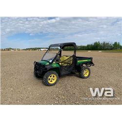 2014 JOHN DEERE XUV 855D GATOR SIDE BY SIDE ATV