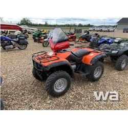 2002 RANCHER 350 ATV