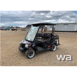2010 TOMBERLIN E-MERGE 500 ELECTRIC GOLF CART