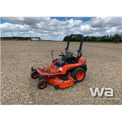2018 KUBOTA RCK60P-227Z ZERO TURN MOWER