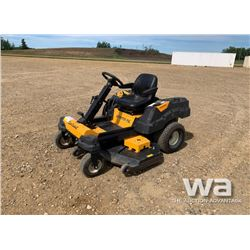 2014 CUB CADET Z-FORCE SZ ZERO TURN MOWER