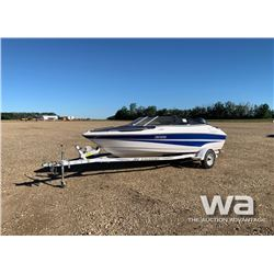 2004 CAMPION ALLANTE S505 LAKE BOAT