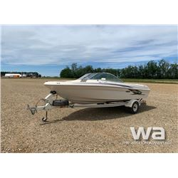 2001 SEA RAY LAKE BOAT